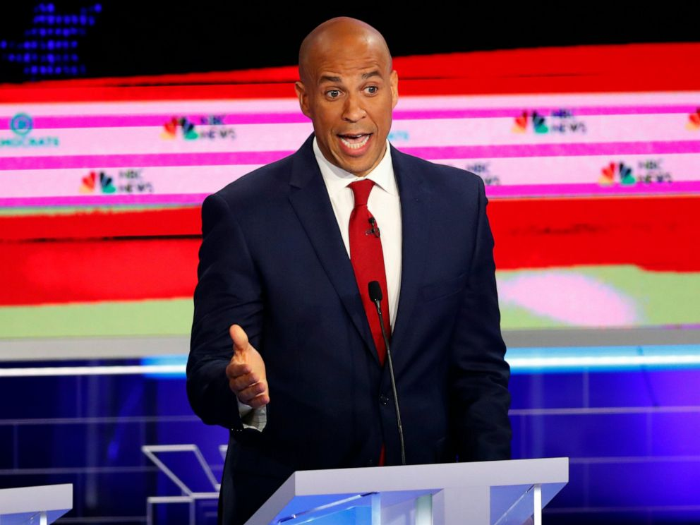 2020 presidential candidates pitch African American voters