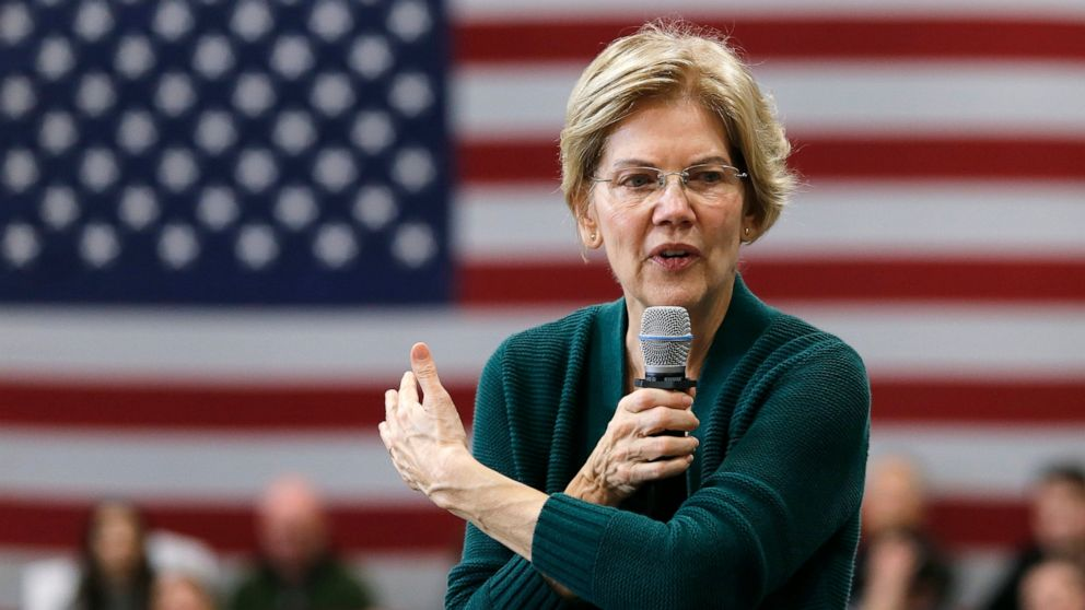 Doctor's report says Elizabeth Warren 'in excellent health'