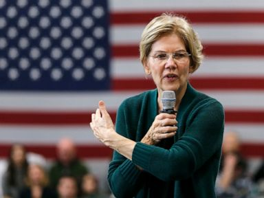 Doctors report says Elizabeth Warren in excellent health