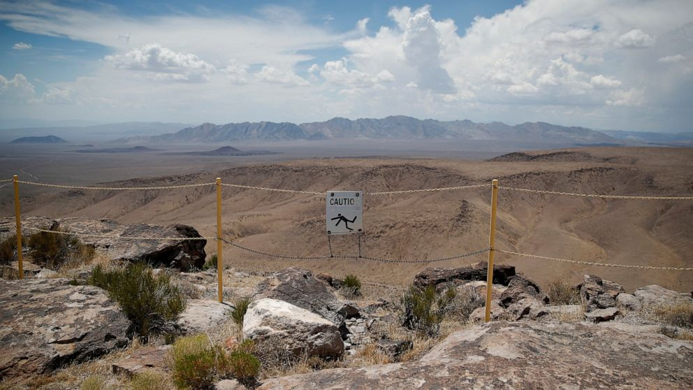 Presidential candidates join Nevada's nuclear waste fight