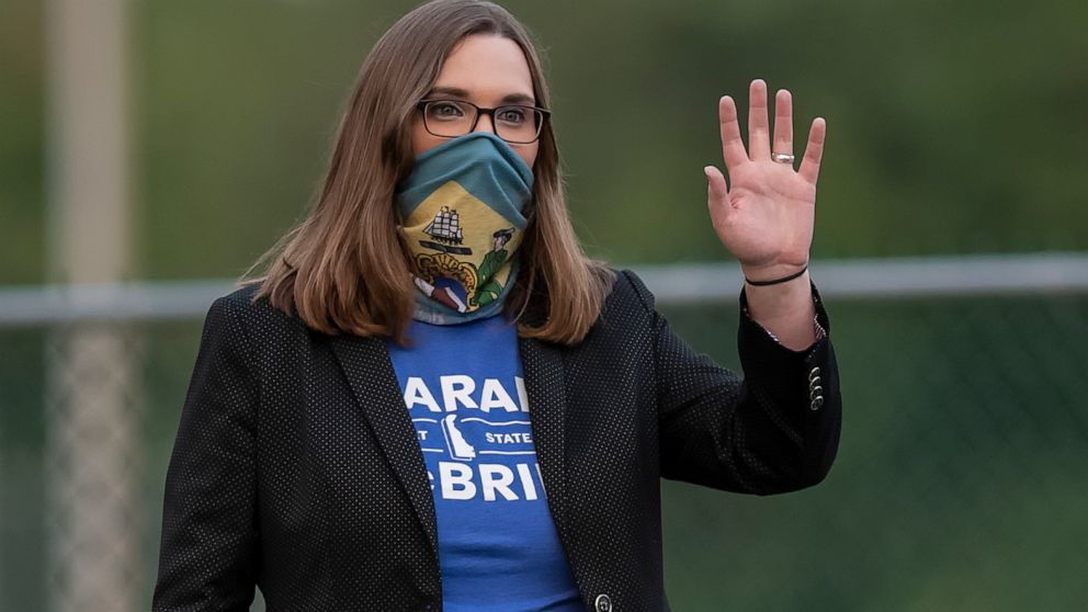 Transgender activist wins Delaware state senate primary thumbnail