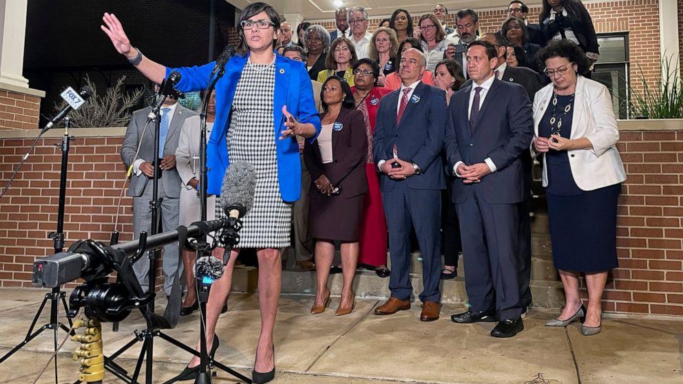 'Leave the building': Texas walkout escalates voting battles