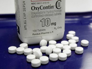 Use of OxyContin profits to fight opioids formally approved