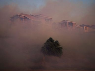 California braces for more fire danger from winds