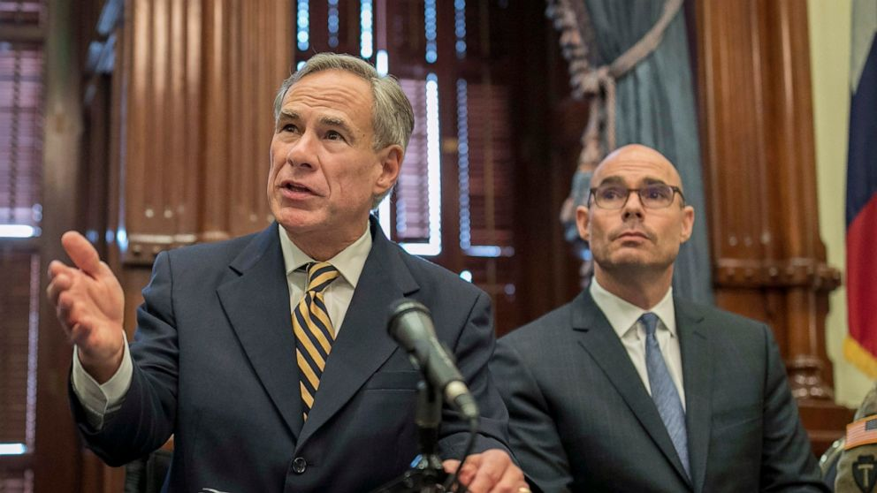 Texas governor to reject new refugees, first under Trump thumbnail