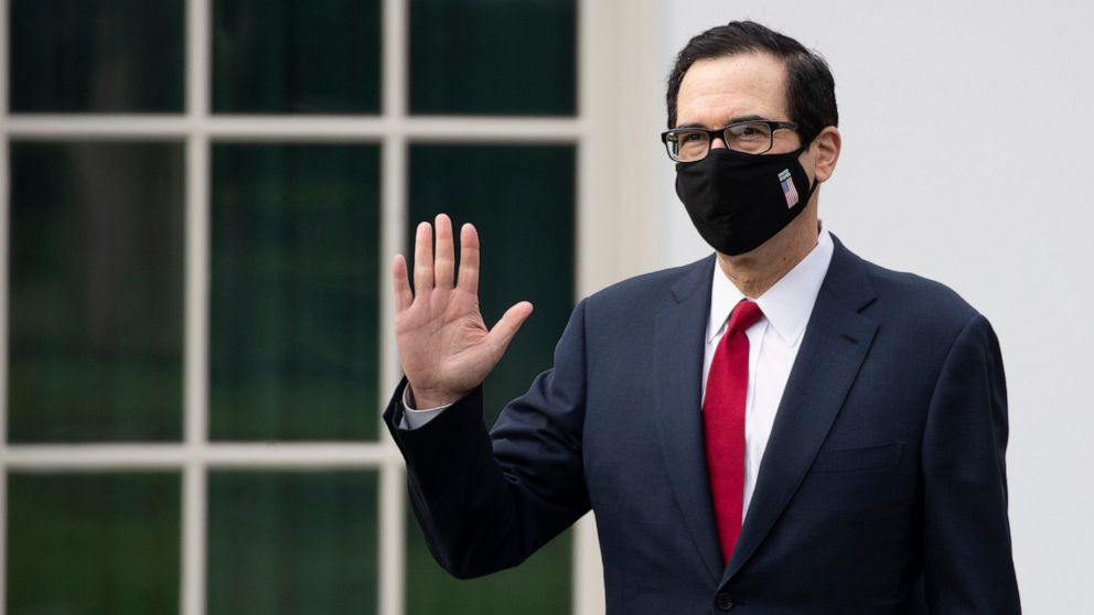 Report: Treasury fund to ease virus crisis off to slow start thumbnail