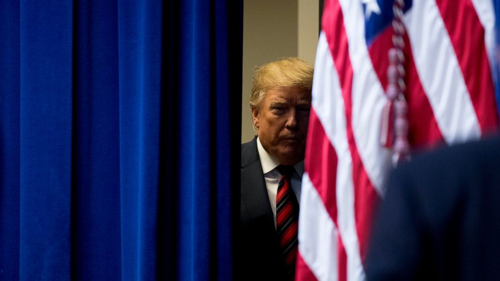 Where the investigations related to President Trump stand