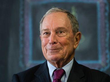 Bloomberg says he'd self-fund possible 2020 White House bid