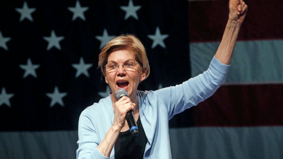 Democratic presidential candidate Elizabeth Warren is proposing the elimination of existing student loan debt in a sweeping set of education proposals thumbnail