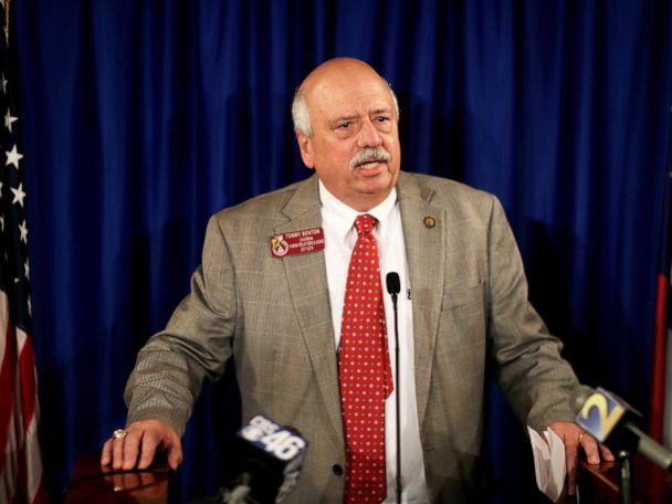 Georgia House member loses post over John Lewis criticism