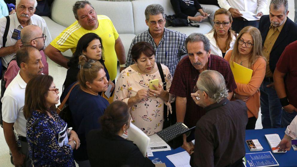 Volkszählung Gesichter Herausforderungen, wie es zielt auf die mieten bis zu 500.000