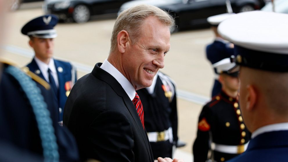 Pentagon watchdog clears acting chief Shanahan of wrongdoing