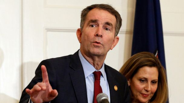 Northam campaigns for Dems months after blackface scandal