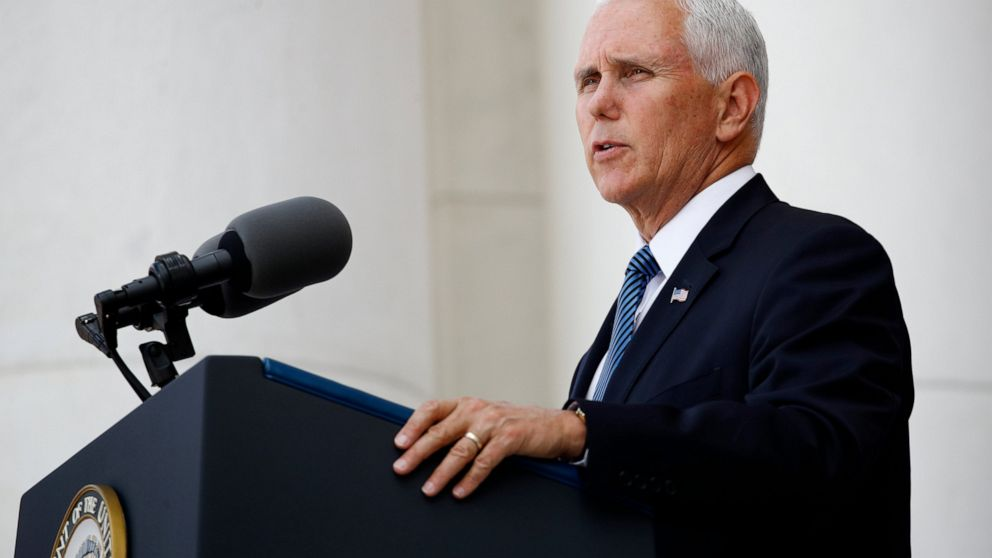 Pence says US-Canada relationship has 'never been stronger' thumbnail