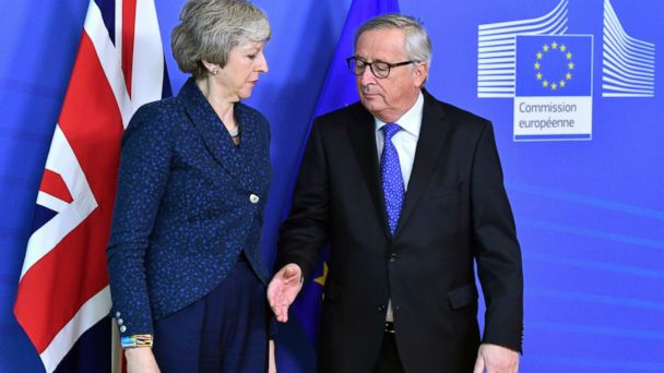 UK aims to salvage Brexit deal as EU says: make up your mind
