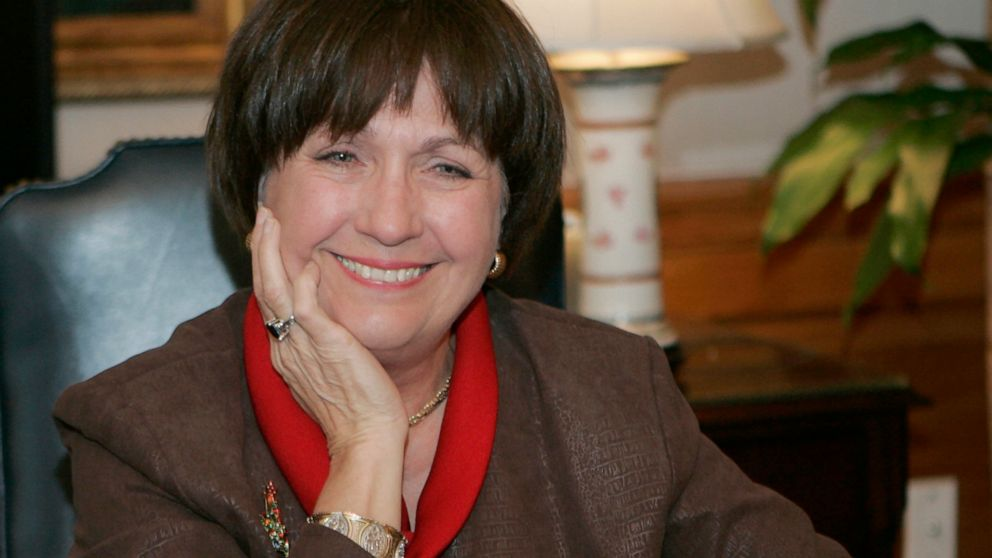 Kathleen Blanco, Louisiana's governor during Katrina, dies thumbnail