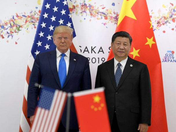 Trump, Biden try to outdo each other on tough talk on China