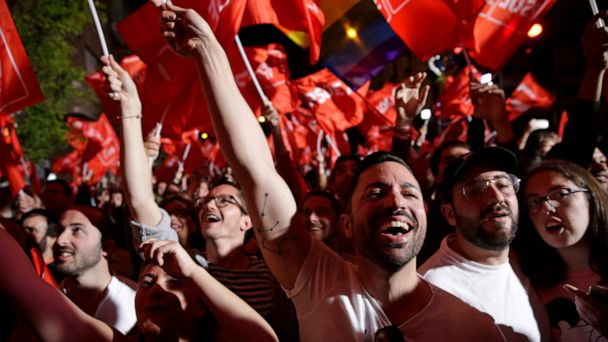 Socialists win Spain election, far-right emerges as player