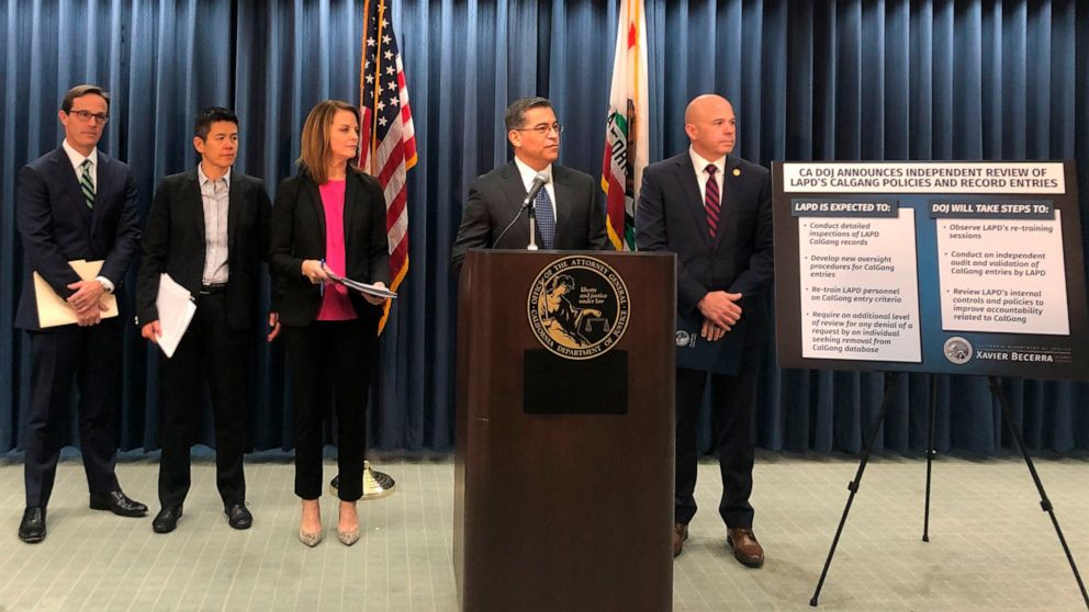 Police can't access LAPD gang database records after scandal thumbnail