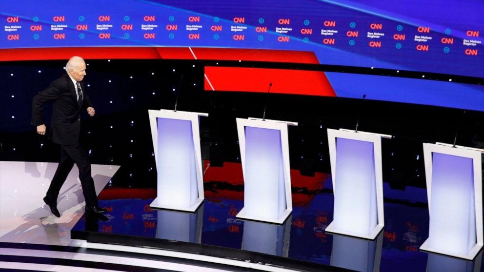 Anatomy of a political comeback: How Biden earned nomination thumbnail