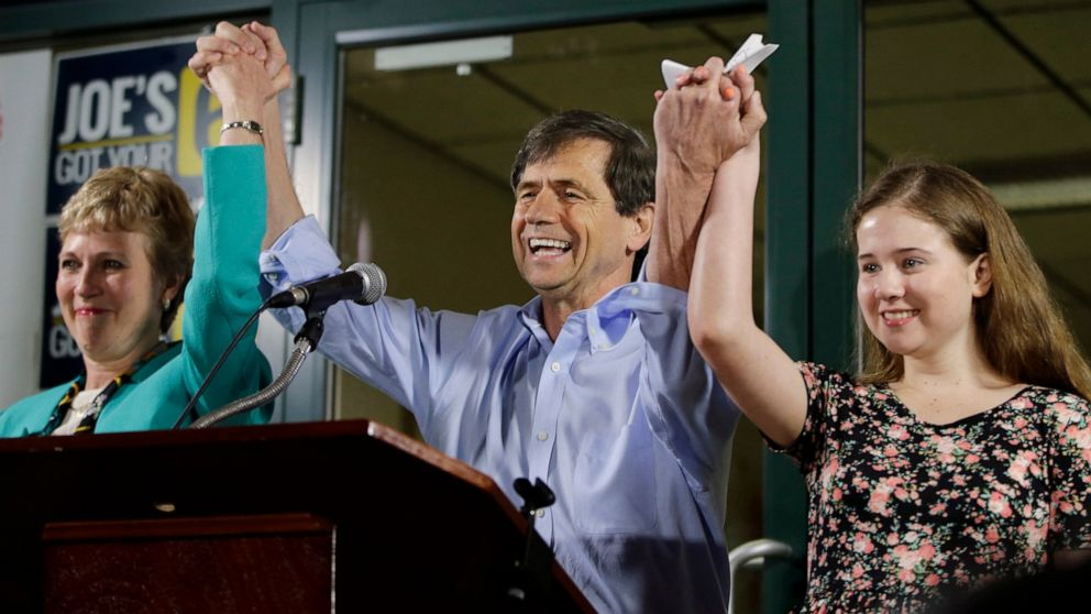 Former congressman Joe Sestak launches presidential campaign thumbnail