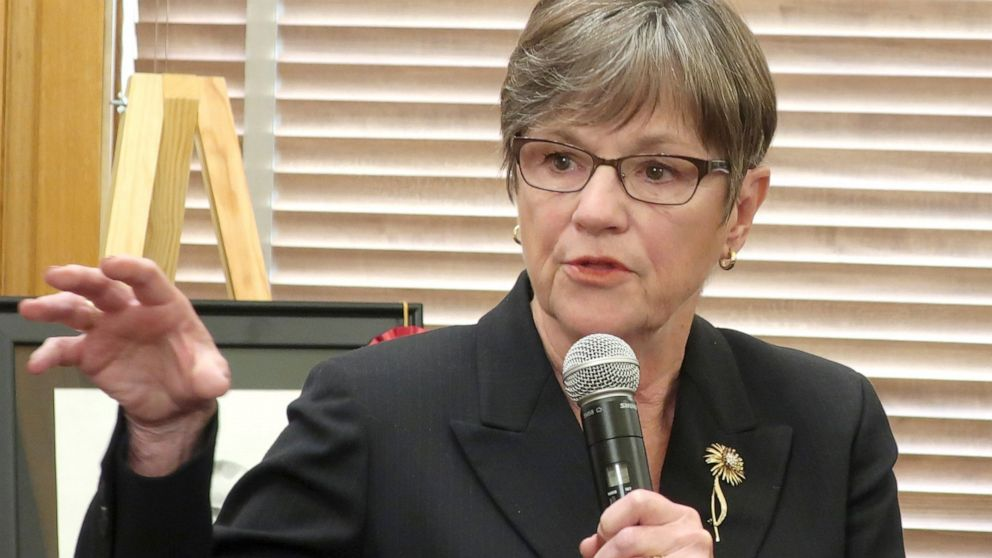 GOP threat ends Kansas governor's food assistance extension thumbnail