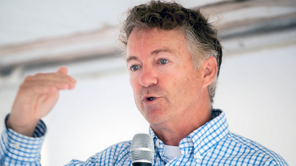 Sen. Rand Paul: I'd help fund ticket to send Omar to Somalia thumbnail