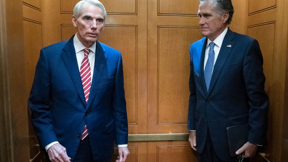 Senators race to beat last snags in infrastructure deal
