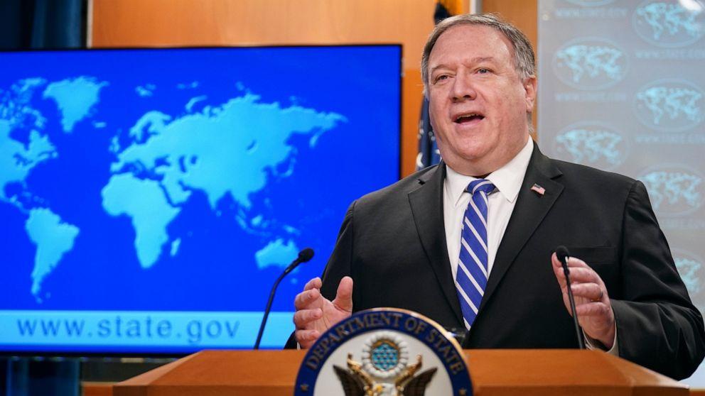 Democrats: Fired watchdog was looking into Saudi arms sales thumbnail