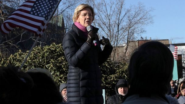Warren pushes back on critics of her health care plan