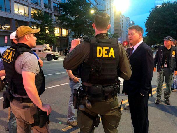 1,500 arrests in DEA violent crime initiative