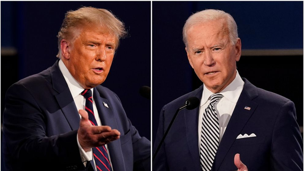 Trump, Biden to face off from Nashville in final presidential debate of 2020