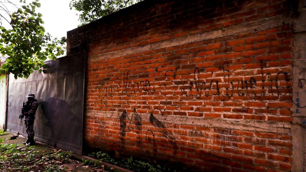 報告:少なくとも138から送信されるエルサルバドルが殺害された