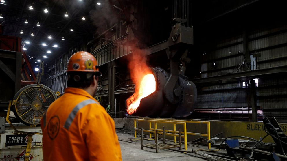 Why Trump tariffs haven't revitalized American steelmakers thumbnail
