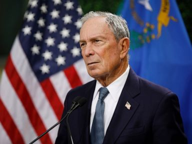 Bloomberg pouring $100M in anti-Trump ad campaign