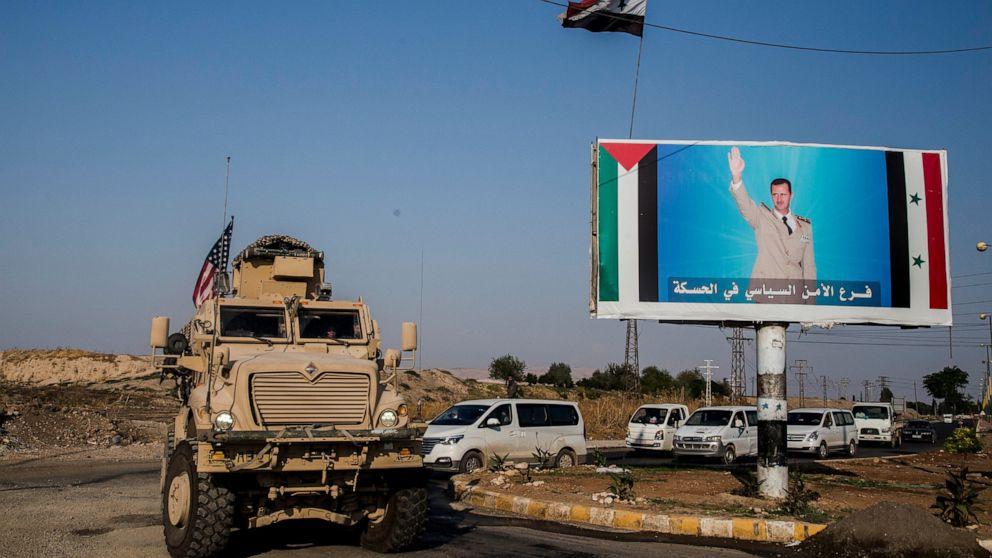Para jenderal AS mengatakan 500-600 pasukan Amerika untuk tinggal di Suriah