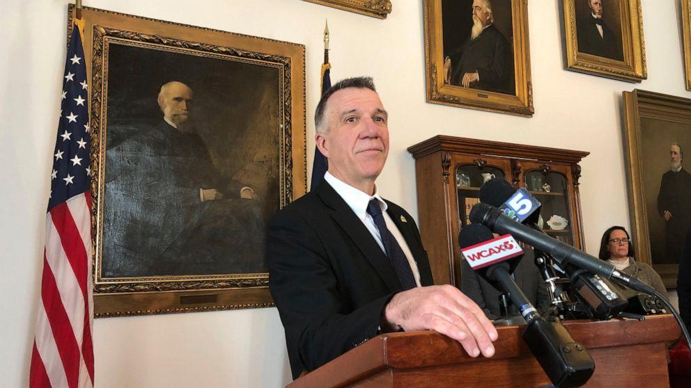 Republikanische Gouverneur sagt Trump 'sollte nicht im Büro'