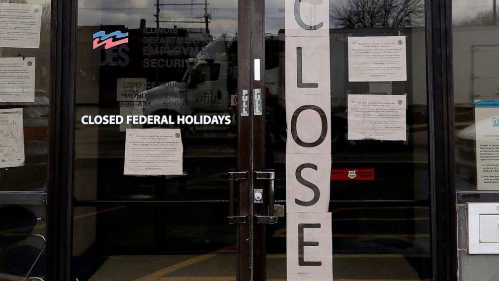 More than 20 million jobs vanish in April thumbnail