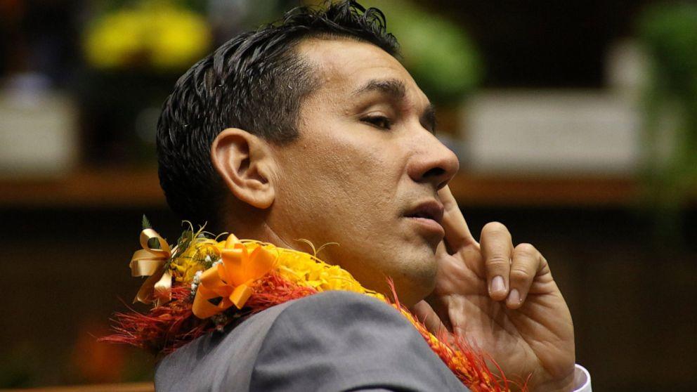 Kahele wins Hawaii Democratic primary for Gabbard`s seat