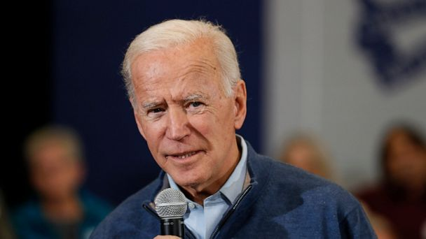 Former Iowa governor says Biden has 'heart of a president'