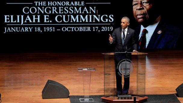 Cummings remembered as 'fierce champion' at funeral