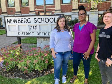 Oregon school board ban on anti-racist, LGBT signs draws ire