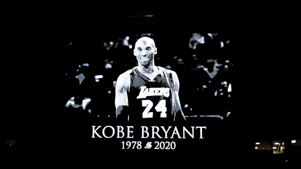 In Appreciation Kobe Bryant A Life Defined By Hard Work Abc News