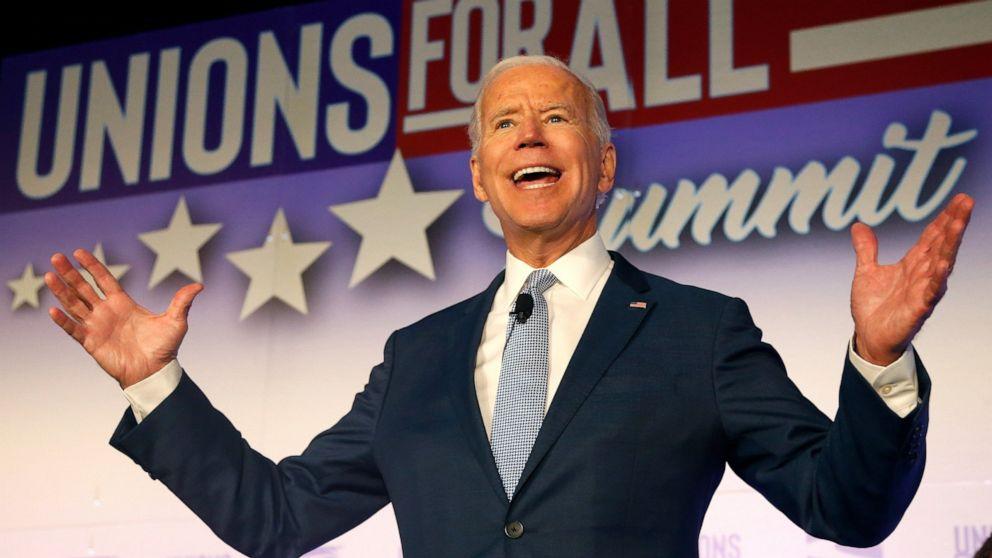 Biden berencana: Gratis community college, memperluas program pinjaman