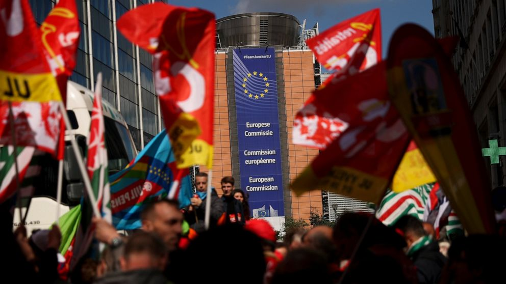 Workers demand better protection from EU-wide rules thumbnail