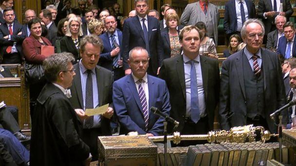 Brextension: UK lawmakers vote to seek delay of EU departure