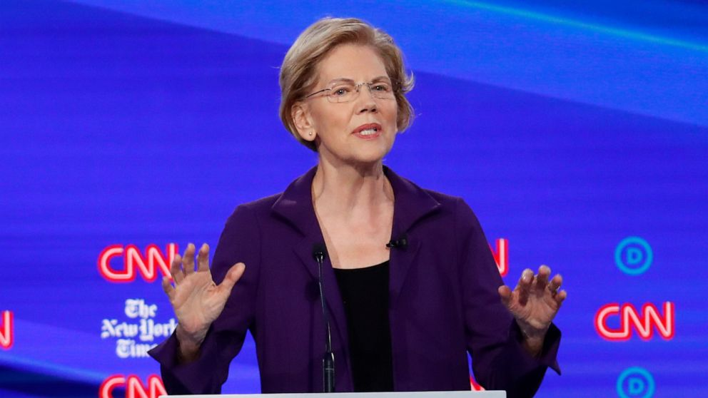Warren, candidate with the answers, dodges tax hike question thumbnail