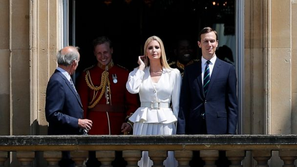 Ivanka Trump, Kushner took in as much as $135M last year
