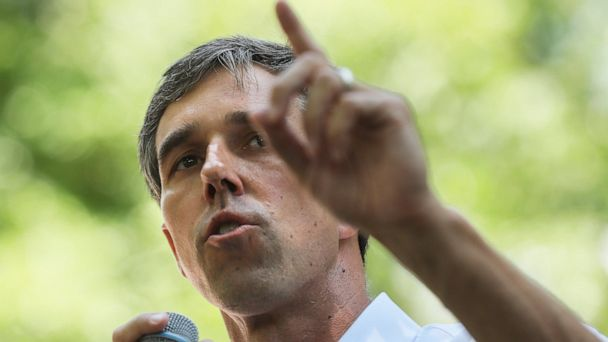 Beto O'Rourke says he had relative who owned slaves