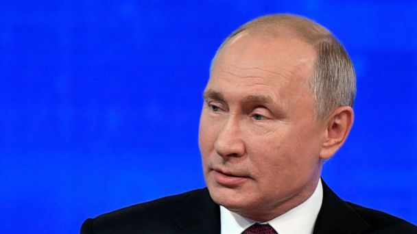 Putin open for talks with Trump, warns against force on Iran